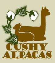 Cushy Alpacas Logo